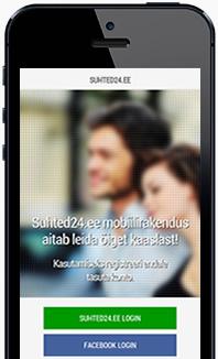 Suhted24.ee mobiiliäpp